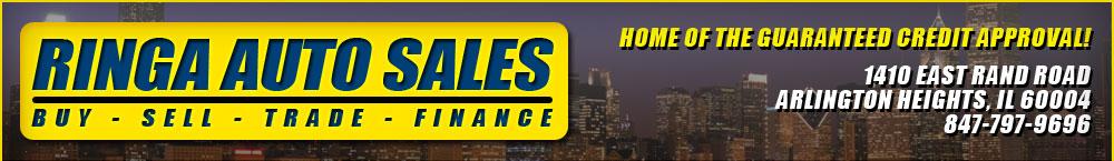 Ringa Auto Sales - Arlington Heights, IL