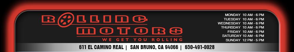 Rolling Motors - San Bruno, CA
