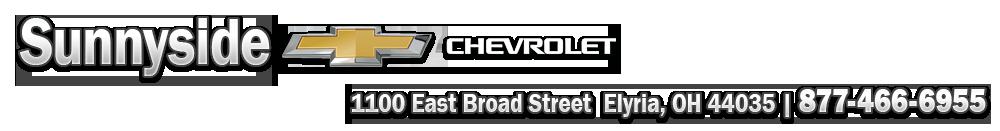 Sunnyside Chevrolet - Elyria, OH