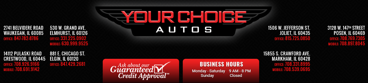 Your Choice Autos - Posen, IL