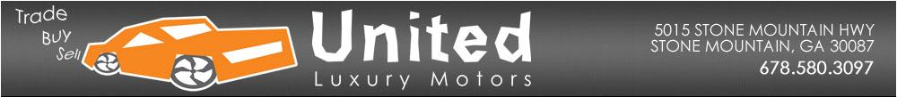 United Luxury Motors - Stone Mountain, GA