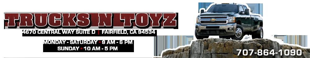Trucks N Toyz - FAIRFIELD, CA