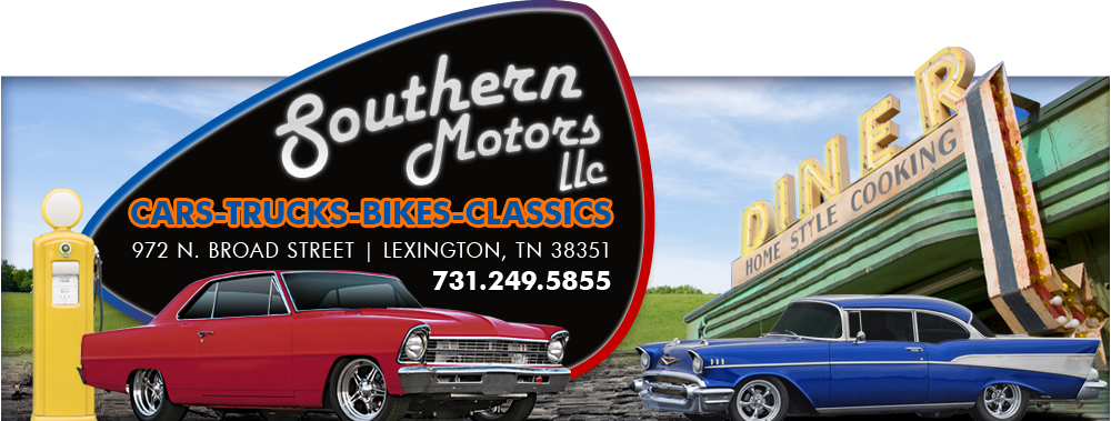 Southern Motors LLC - Lexington, TN