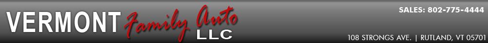 Vermont Family Auto LLC - Rutland, VT