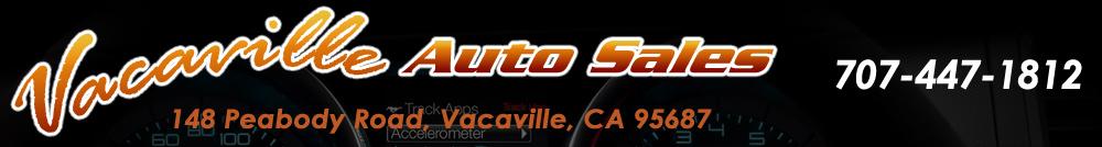 Vacaville Auto Sales - Vacaville, CA
