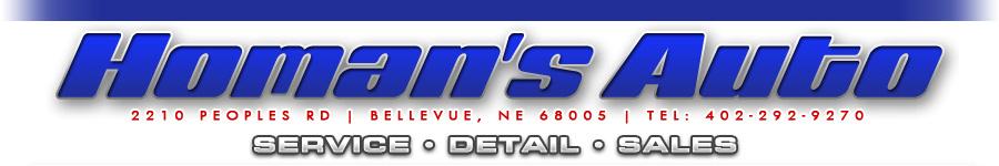 Homan's Auto - Bellevue, NE