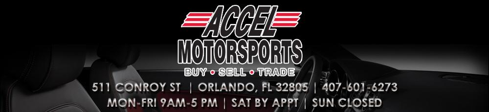 Accel Motorsports Inc - Orlando, FL