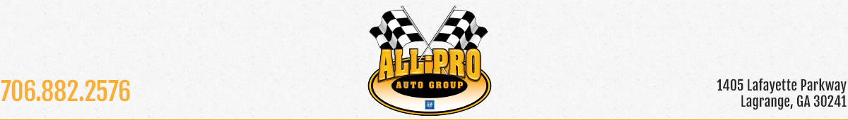 All Pro Used Cars - Lagrange, GA
