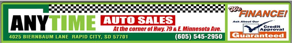 Anytime Auto Sales - Rapid City, SD
