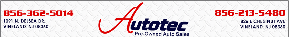 Autotec Auto Sales - Vineland, NJ