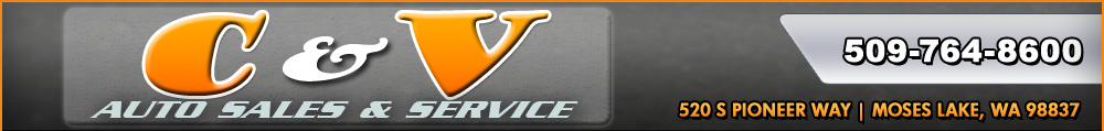 C & V Auto Sales & Service - Moses Lake, WA
