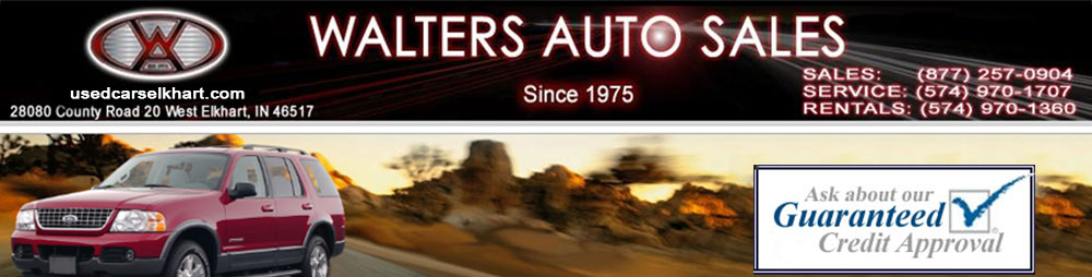 Walters Auto Sales - Elkhart, IN