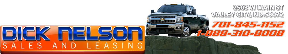 Dick Nelson Sales & Leasing - Valley City, ND