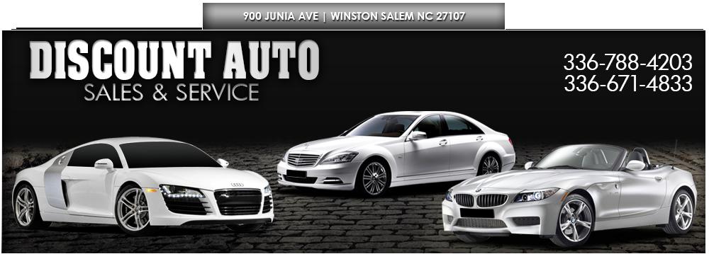 Discount Auto Sales & Service - Winston Salem, NC