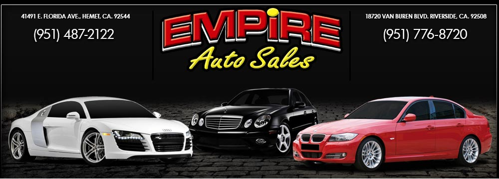 Empire Auto Sales - San Jacinto, CA