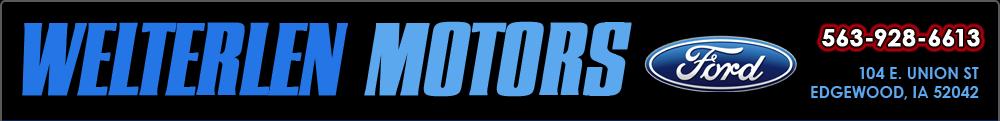 Welterlen Motors - Edgewood, IA