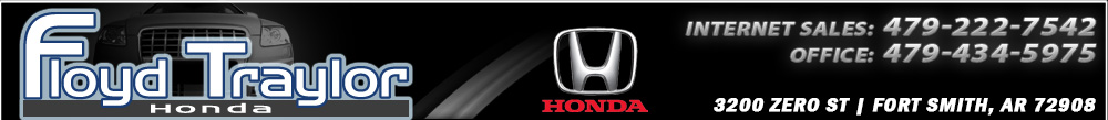 Floyd Traylor Honda - Fort Smith, AR