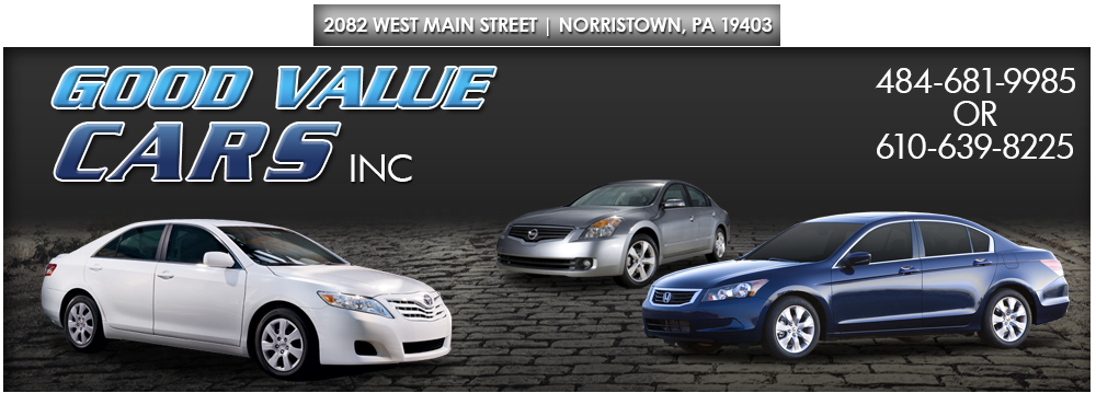 Good Value Cars Inc - Norristown, PA