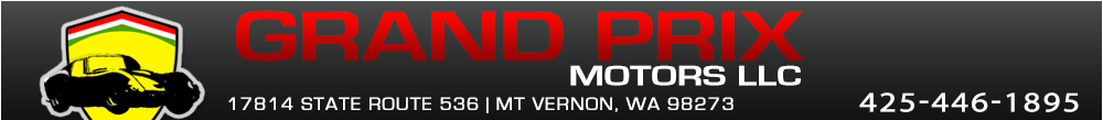 Grand Prix Motors LLC - Mount Vernon, WA