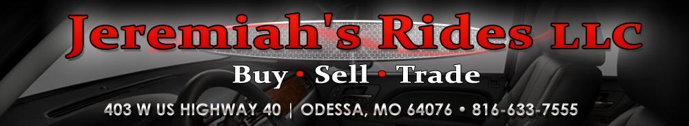 Jeremiah's Rides LLC - Odessa, MO