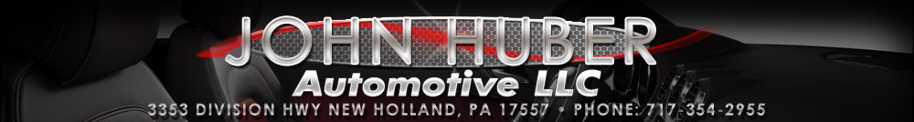 John Huber Automotive LLC - New Holland, PA