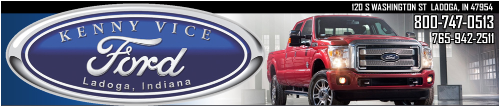 Kenny Vice Ford Sales Inc - Ladoga, IN