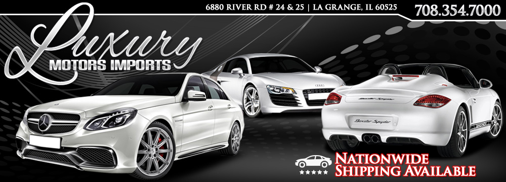 Luxury Motors Imports - La Grange, IL