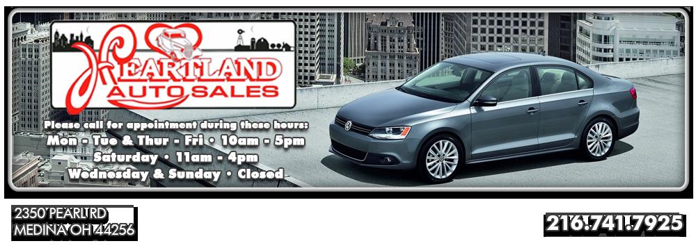 Heartland Auto Sales - Medina, OH