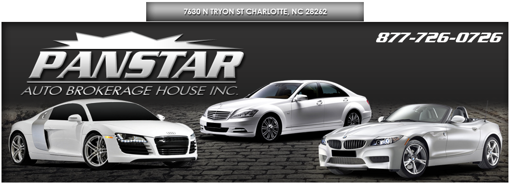 Panstar Auto Brokerage House Inc. - Charlotte, NC