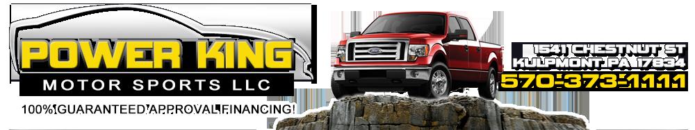 Power King Motor Sports LLC - Kulpmont, PA