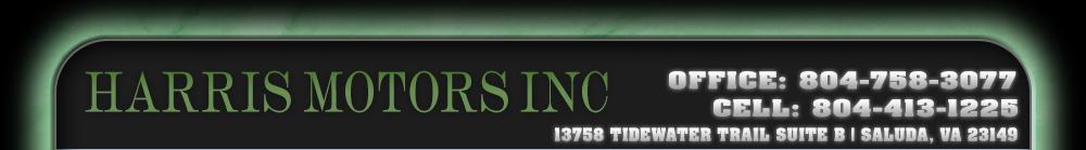 Harris Motors - Saluda, VA
