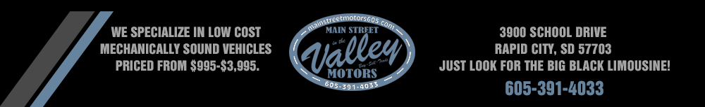 Main Street Motors - Rapid City, SD