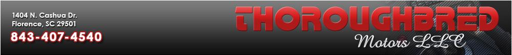 Thoroughbred Motors LLC - Florence, SC