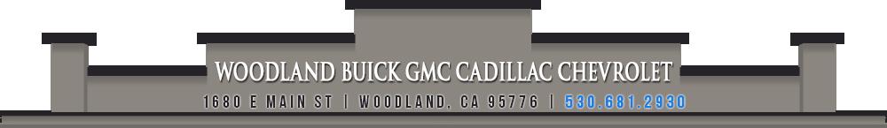 Woodland Cadillac Buick GMC Chevrolet - Woodland, CA