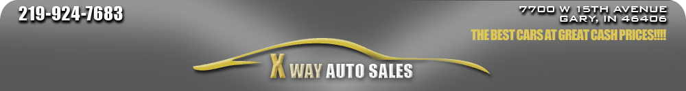 X Way Auto Sales - Gary, IN