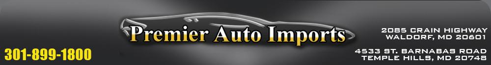 Premier Auto Imports - Waldorf, MD