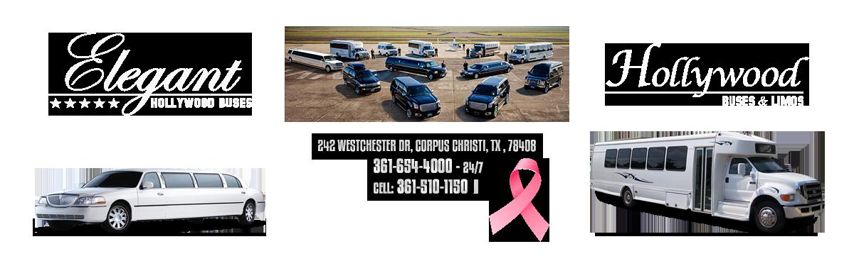 Hollywood Buses & Limos - Corpus Christi, TX
