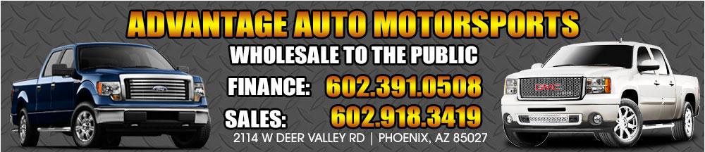 Advantage Auto Motorsports - Phoenix, AZ