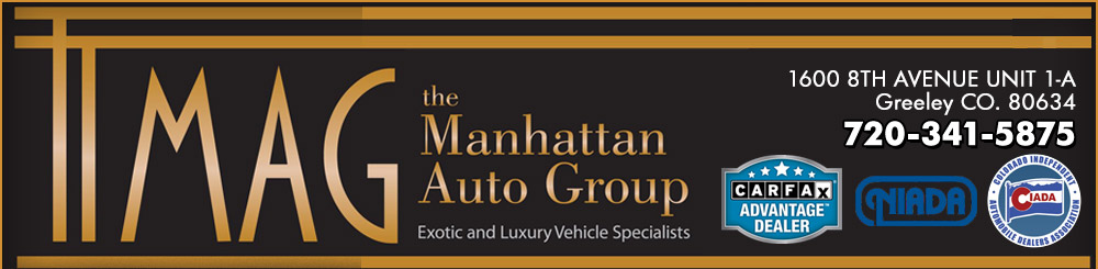 THE MANHATTAN AUTO GROUP - Greeley, CO