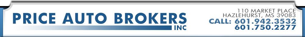 Price Auto Brokers Inc - Hazlehurst, MS