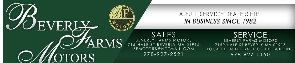 Beverly Farms Motors - Beverly, MA