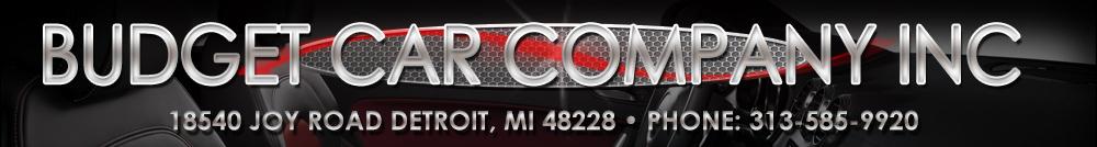 Budget Car Company Inc - Detroit, MI