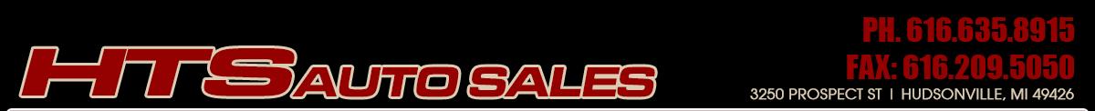 HTS Auto Sales - Hudsonville, MI