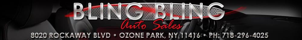 Bling Bling Auto Sales - Ozone Park, NY