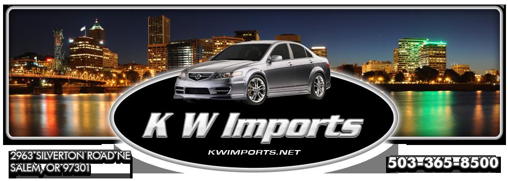 K W Imports - Salem, OR
