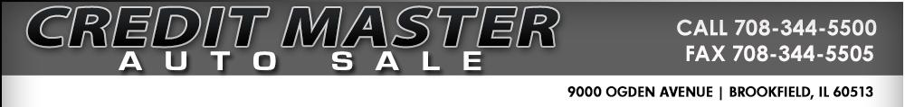 Credit Master Auto Sale - Stone Park, IL
