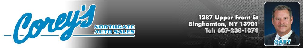 Corey's Northgate Auto Sales - Binghamton, NY