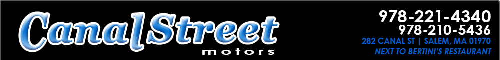 Canal Street Motors - Salem, MA