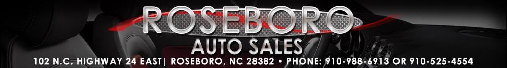 Roseboro Auto Sales - Roseboro, NC