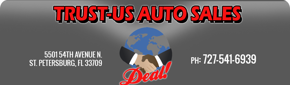 TRUST US AUTO SALES - Saint Petersburg, FL